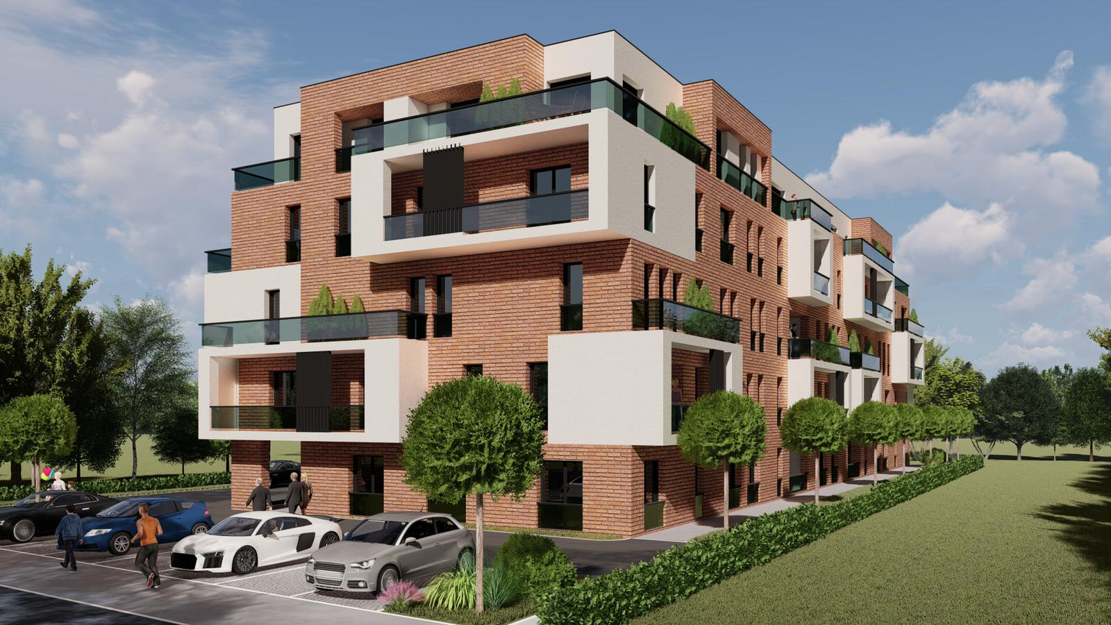 The Class Apartments 3 Bd. Pipera (1)