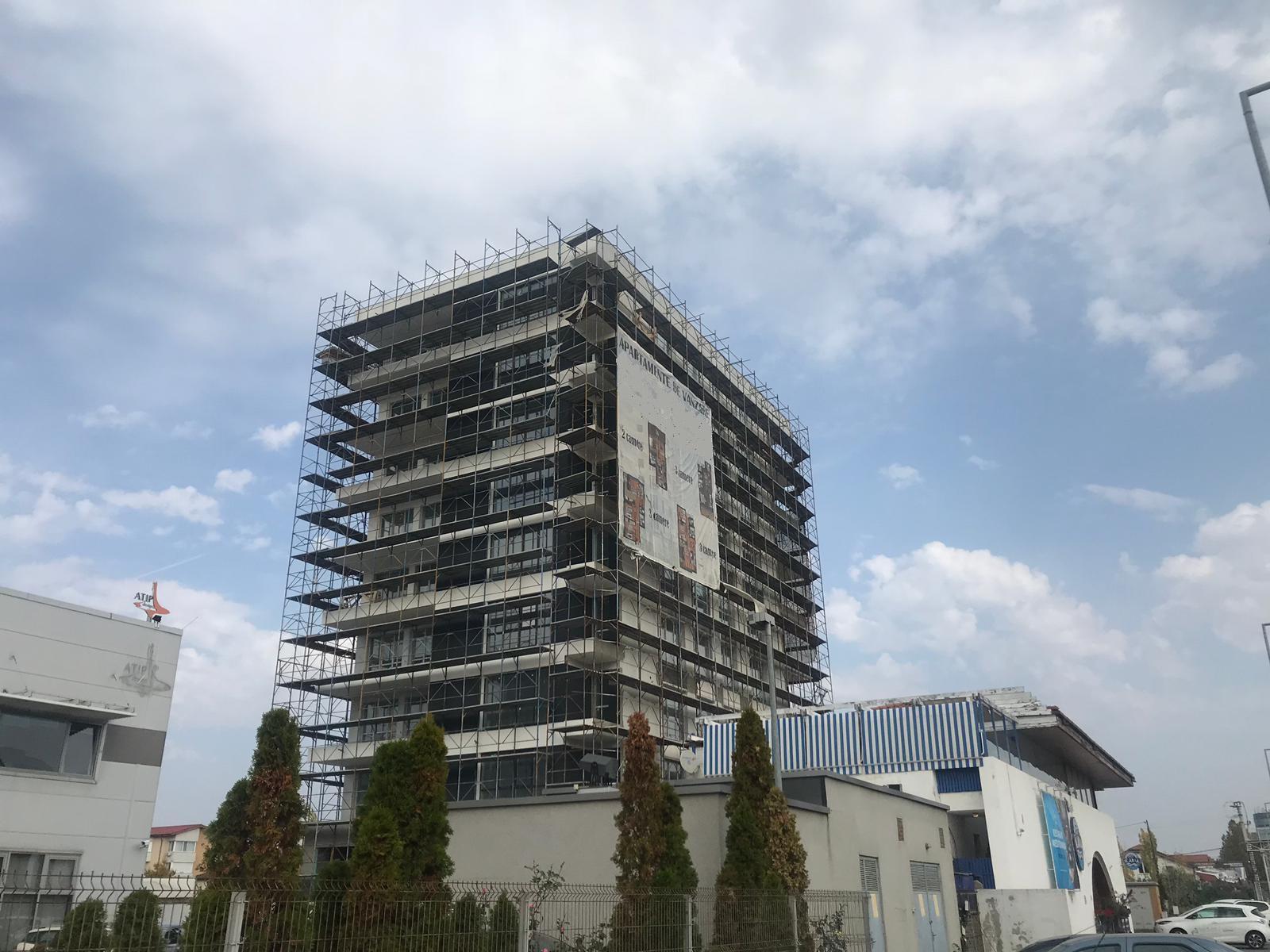 Class Residence Pipera Status Constructie