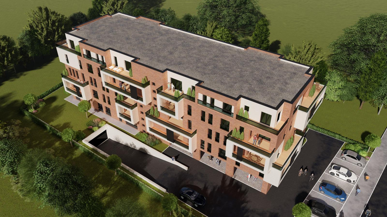 The Class Apartments 3 Bd. Pipera (4)